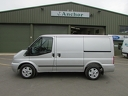 Ford Transit SE12 BSX
