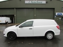 Vauxhall Astra RV62 BSX
