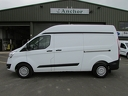 Ford Transit Custom GD14 XNB