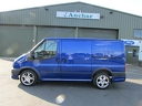 Ford Transit HJ62 TZG