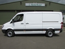 Mercedes Sprinter SB11 FTX
