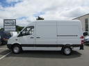 Mercedes Sprinter HV58 WMX