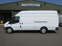 Ford Transit BT11 CGZ