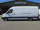 Mercedes Sprinter LL14 WUO