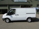 Ford Transit NJ58 GXT
