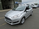 Ford Fiesta DS63 MLZ