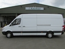 Mercedes Sprinter KR58 XAY