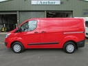 Ford Transit Custom SF65 YHH