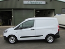 Ford Courier YL15 CFZ