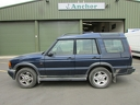 Land Rover Discovery Y376 HBD