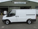 Ford Transit DY58 WOM