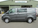 Ford Transit Custom MM65 DFG