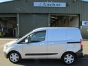 Ford Courier YF64 SHZ