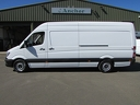 Mercedes Sprinter WX65 VVP