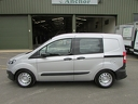 Ford Courier AY15 LGW