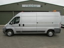 Citroen Relay BD59 GJZ