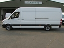 Mercedes Sprinter WX15 YBG