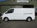 Ford Transit Custom WD64 AWW