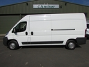 Citroen Relay DA14 ENJ