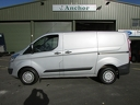 Ford Transit Custom MJ14 MVA