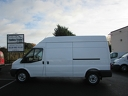Ford Transit NJ11 VMA