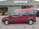Ford Connect NU57 MLZ