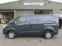 Ford Transit Custom WH63 HNG