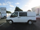 Ford Transit MF08 YDV