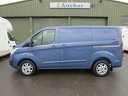 Ford Transit Custom SD63 AGU