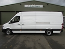 Mercedes Sprinter LS65 DVB