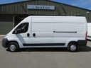 Citroen Relay BJ14 GWD
