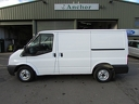 Ford Transit ND63 DOA