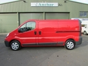 Renault Trafic WK12 VZD