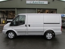 Ford Transit YR63 XDS