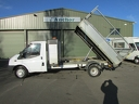 Ford Transit HY61 WHM