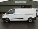 Ford Transit Custom EGZ 1184
