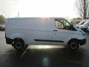 Ford Transit Custom DGZ 6894