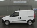 Vauxhall Combo FH63 VGE