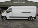 Vauxhall Movano DY65 NZX
