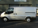 Ford Transit NJ13 HHA