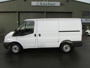 Ford Transit YT61 THX