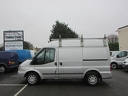 Ford Transit SD09 ECZ