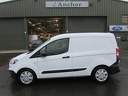 Ford Courier YC15 UJG