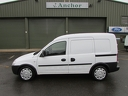 Vauxhall Combo FN60 WFS