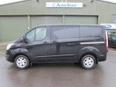 Ford Transit Custom MT64 NNA