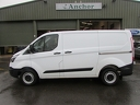 Ford Transit Custom HV14 CNN