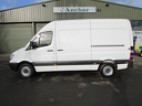 Mercedes Sprinter PK60 OTP