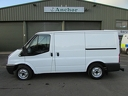 Ford Transit EY09 XMG