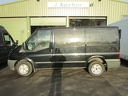 Ford Transit MM63 NHG