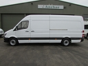 Mercedes Sprinter BK16 JLV